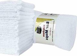 Utopia Towels 12 Pack Kitchen Bar Mop Towels 16 x 19 inches,