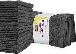 Utopia Towels Kitchen Bar Mops Towels, 16 x 19 Inches, 100%