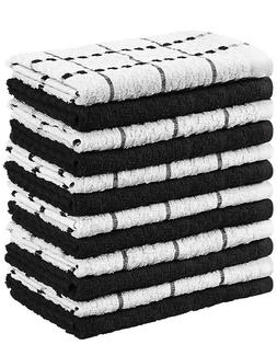 Utopia Towels Kitchen Towels, 15 x 25 Inches 100% Ring Spun