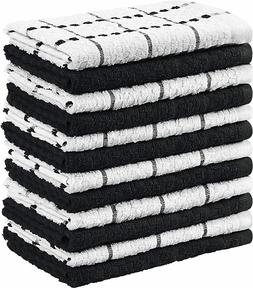 12 pack cotton dish towels 15 x