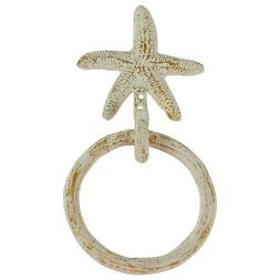 PKD Wall Mount Starfish Kitchen/Bath Towel Ring Holder Hange