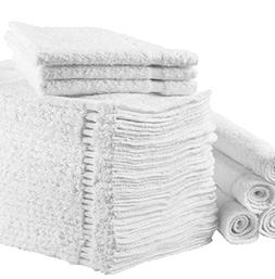 Alurri Washcloths Towel Set , Kitchen & Dish Cotton Cloth, B