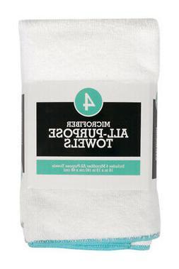 Ritz  White  Microfiber  Kitchen Towel  4 pk - Case Pack of
