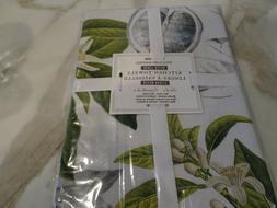 Williams Sonoma Meyer Lemon Lemons Kitchen towels set 2 New