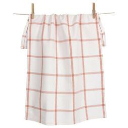 windowpane oversized kitchen towel 100 percent cotton