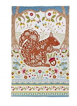 Ulster Weavers Woodland Squirrel Cotton Tea Towel