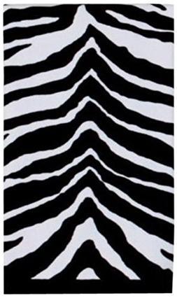 Creative Bath Products Zebra Bath Towel